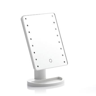 LED Tabletop Mirror