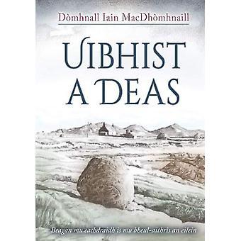 Uibhist a Deas by Domhnall Iain MacDhomhnaill - 9781789070453 Book