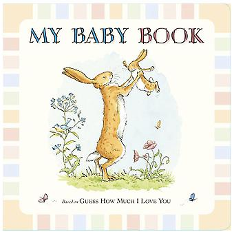 Rainbow Designs Guess How Much I Love You Baby Record Book