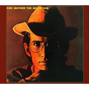 Townes Van Zandt - Our Mother the Mountain [CD] USA import