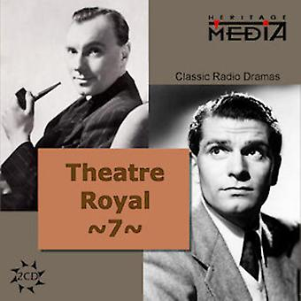 Richardson, Ralph / Lockwood, Margaret - Theater Royal: Classics From Britain & Ireland 7 [CD] USA import