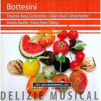 G. Bottesini - Bottesini: Double-Bass Concertos; Gran Duo Concertante [CD] USA import