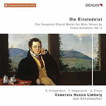 Schubert / Limburg / Frese - Die Einsiedelei [CD] USA import