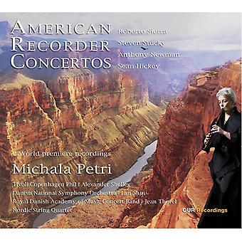 American Recorder Concertos [SACD] USA import