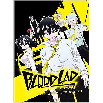 Lad Blood: The Complete Series [DVD] USA import