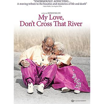 My Love Don't Cross That River [DVD] USA import