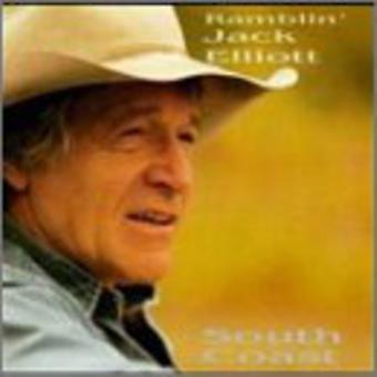 Ramblin' Jack Elliott - South Coast [CD] USA import