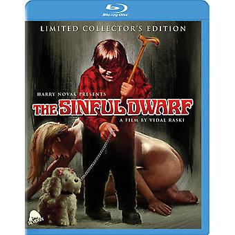 Sinful Dwarf [Blu-ray] USA import
