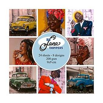By Lene Toppers Retro