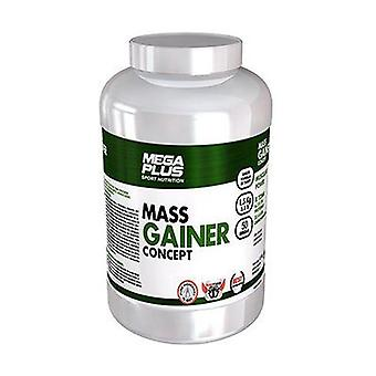 Mass Gainer Concept Strawberry 1,8 kg