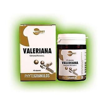 Valeriana Phytogranulos 45 capsules