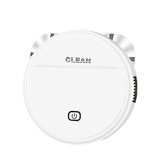 3-In-1 Robot Vacuum, Super-thin Quiet Robotic Vacuum Cleaner, Good for Pet Hairs, Hard Floor