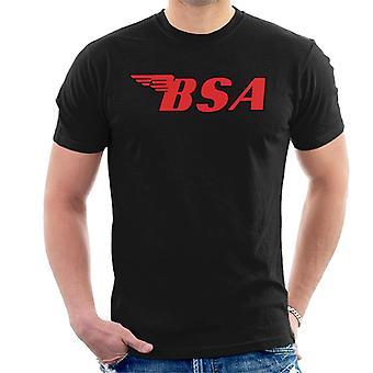 BSA Red Logo Men's T-Shirt