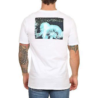 Hurley Clark camiseta de manga corta de pequeño dron en blanco