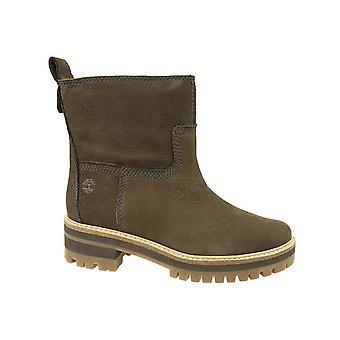 Timberland Courmayeur Valley Warm Lined Boot A2576 universal winter women shoes