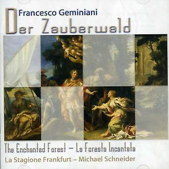 F. Geminiani - Francesco Geminiani: Der Zauberwald [CD] USA import