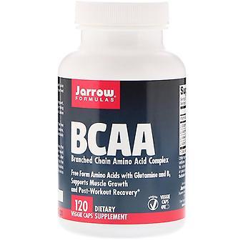 Jarrow Formulas, BCAA Complex, 120 Veggie Caps