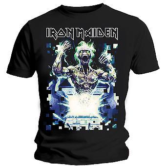 Iron Maiden Speed Of Light Officiel Tee T-Shirt Unisex