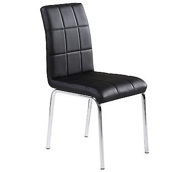 Lincoln Ii Side Chair - White