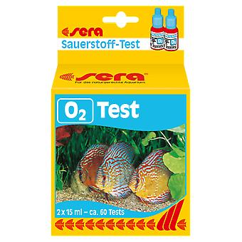 Sera Test de oxígeno O2 (Fish , Maintenance , pH & Other Substance Test Strips)