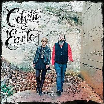 Colvin & Earle - importation USA Colvin & Earle (LP) [Vinyl]