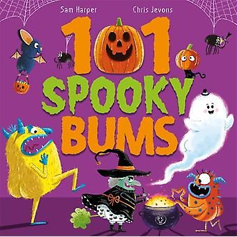 101 Spooky Bums by Harper & Sam