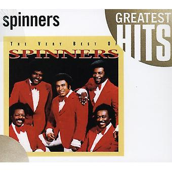 Spinners - Very Best of Spinners [CD] USA import