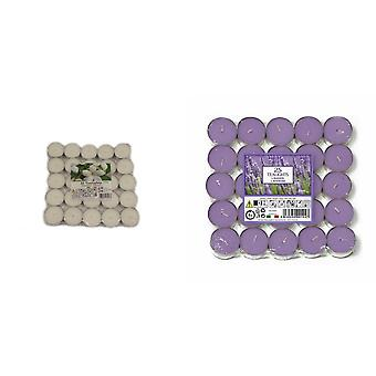 Prices Candles Aladnio Tealights (Pack Of 25)