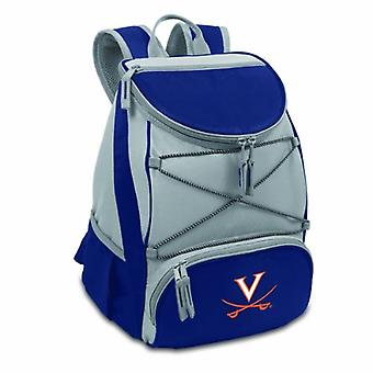 Ptx- Navy (University Of Virginia Cavaliers) Digital Print Backpack