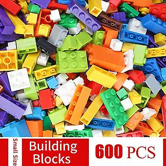 200-1000 kpl rakennuspalikat, Diy Creative Bricks Model Constructor Koulutus