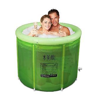 Baignoire portable Bain d'or double baignoire gonflable