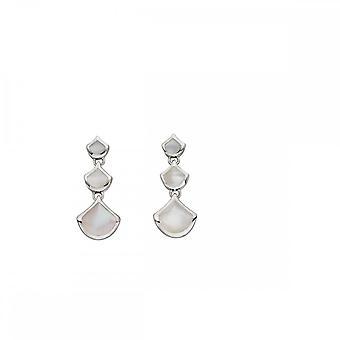 عناصر الفضة ممسحة الفضة إسقاط الأقراط E5513W