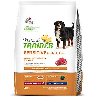 Trainer Fitness 3 Adult Medium Maxi Lamb (Dogs , Dog Food , Dry Food)