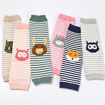 Children Kneepad Leg Warmers Autumn Baby Crawling Protector