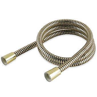 EcoSpa Gold 1.50m Flexible PVC Shower Hose Pipe