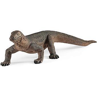 Schleich 14826 Komodo Dragon Animal Figure Wild Life