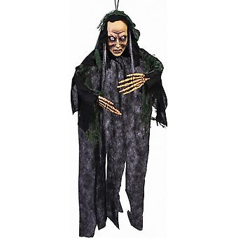 Forum uutuudet Halloween Naamiaispuku Tarvikkeet - Zombie Blow Mold Kädet Roikkuu Sisustus 3ft