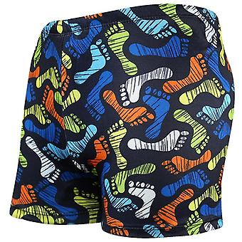 Men's Swim Shorts Swimsuit, Bathing Suit Swimming Pool Trunks Briefs, Multi