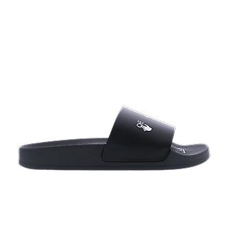 OFF WHITE Swimming Man Slider Black OWI8E20LEA0011001 shoe