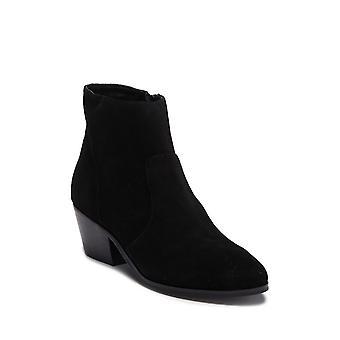 Steve Madden Womens Creek Suede Fermé Toe Ankle Chelsea Boots