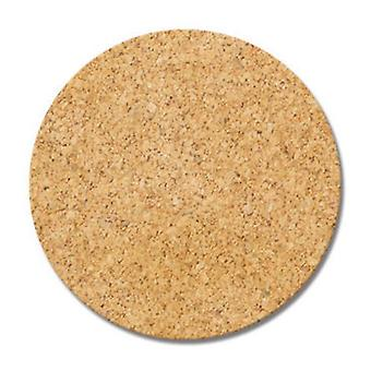 Circle Cork Label Stickers - Fancy Pants
