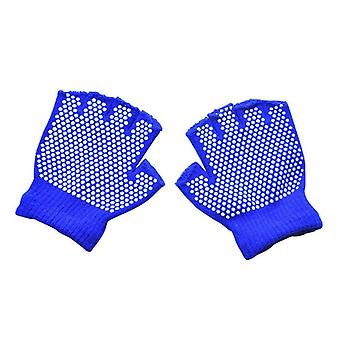 Cute Printing Five-finger Warm Gloves, Outdoor Sports Gloves