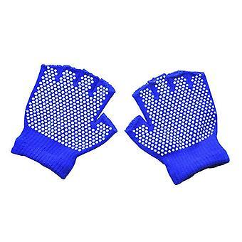 Aranyos nyomtatás ötujjas meleg kesztyű, kültéri sport kesztyűk