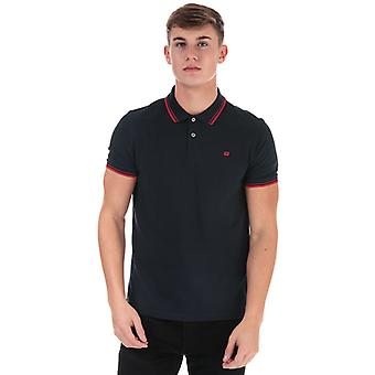 Men's Ben Sherman Romford Polo Shirt in blau