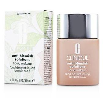 Anti Blemish Solutions Liquid Makeup - # 03 Fresh Neutral 30ml or 1oz
