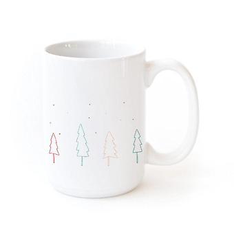 Tasse à café de Noël