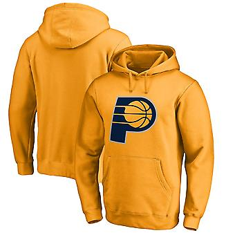 Indiana Pacers Loose Hooded Sweater Hooded Sweatshirt
