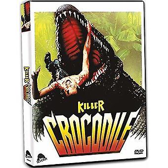 Killer Crocodile [DVD] USA import