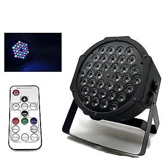 Led Rgbw Wash Disco Light, Dmx-ohjaimen tehoste