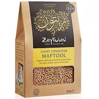 Zaytoun Bio Couscous MaFairtradeoul 200g x6
